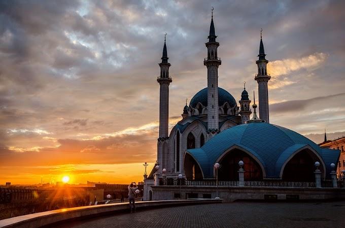 Ada Masjid Yang Bergerak.. Kaya Apa Tuh ?