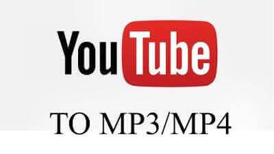 كيفية تحميل فيديوهات اليوتيوب ( youtube videos )  بصيغة mp3 و mp4 و 3gp و avi و m4a