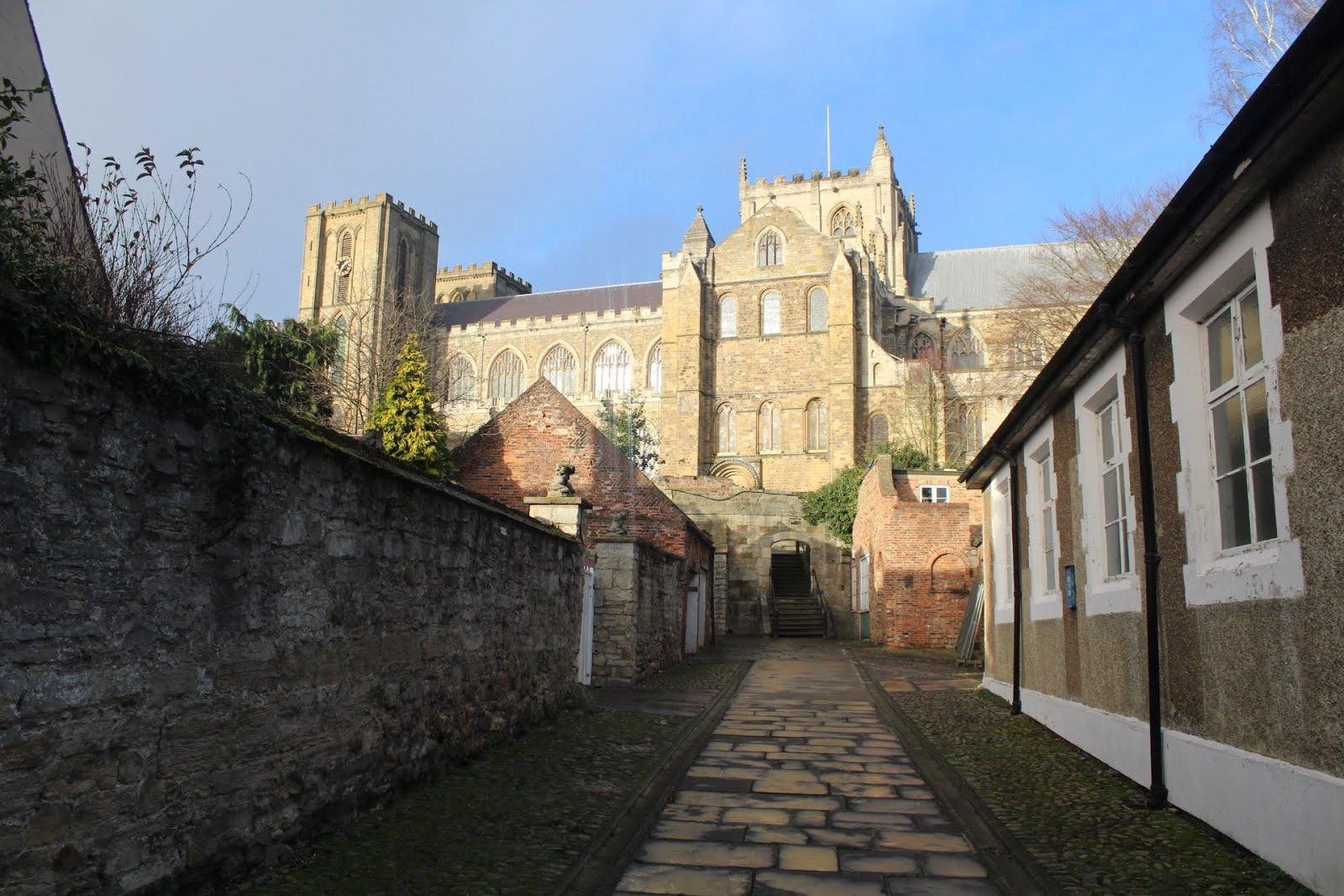 Ripon, Yorkshire