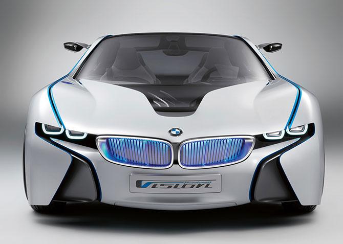 Best Luxury Cars Bmw Concept Car