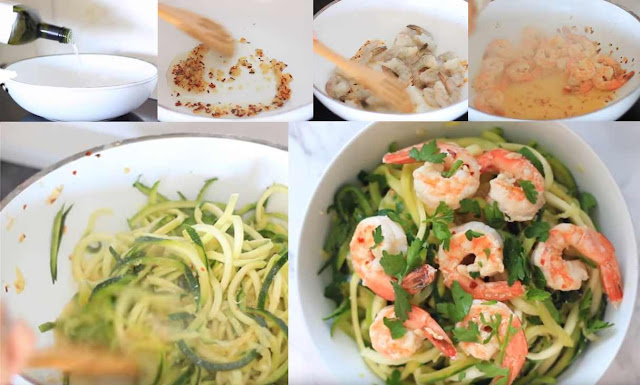 Healthy Food Shrimp Recipes