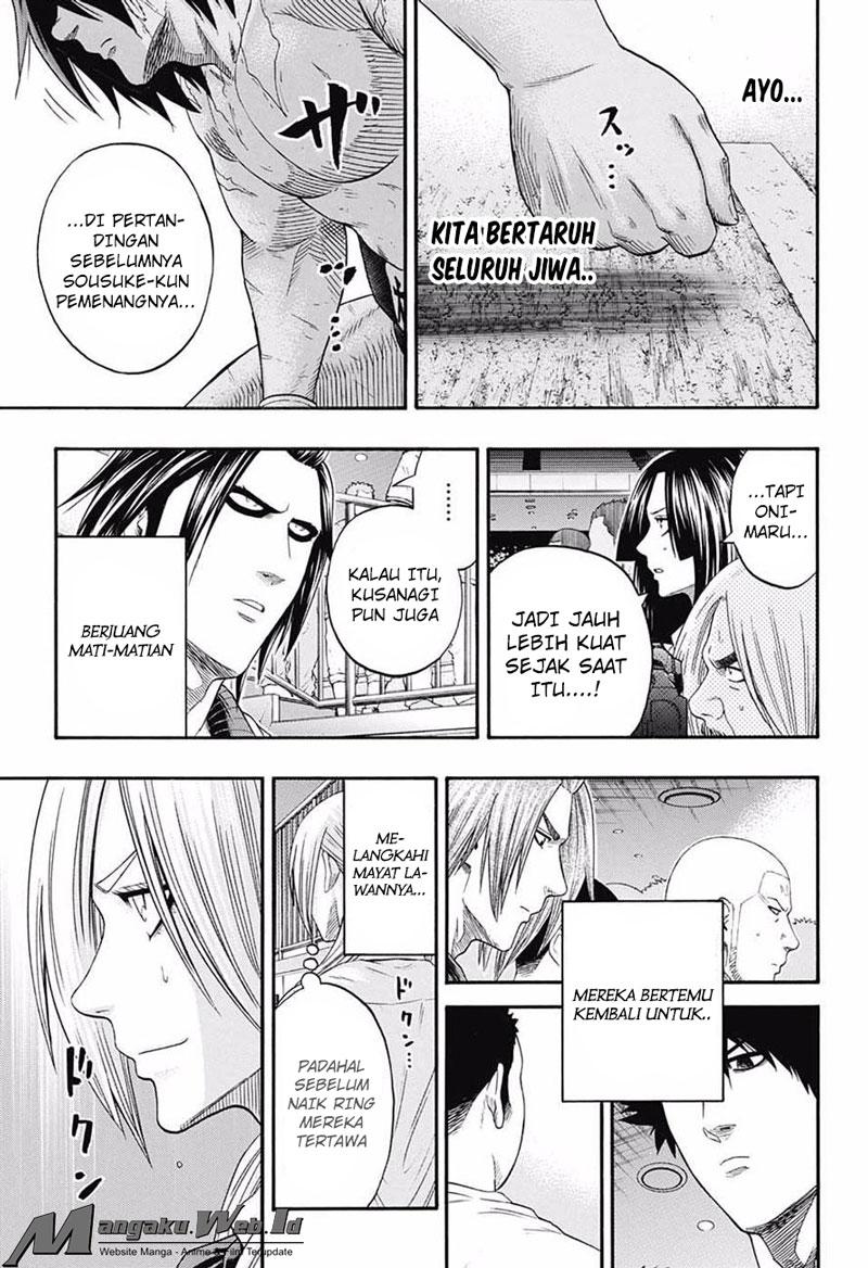 Hinomaru Zumou Chapter 145-15
