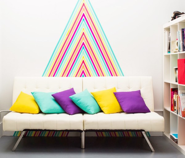 Ideas To Decorate Your Home With Washi Tape 1