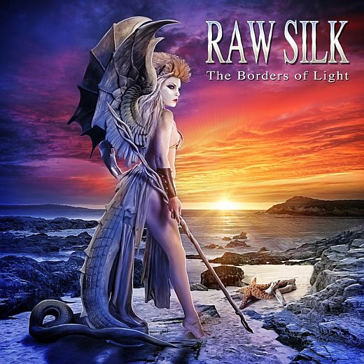 RAW SILK - The Borders Of Light [CD Edition +1] (2017) full