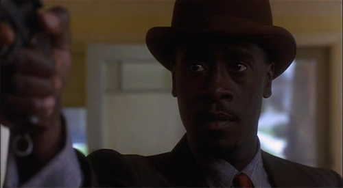 The Third Act: Don Cheadle As Mouse Alexander