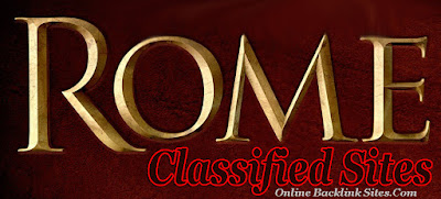 Rome Classifieds Ads Sites List