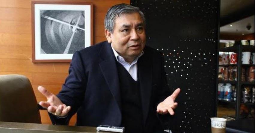 Incremento gradual en el sector Educación debe cumplirse, sostiene Víctor Caballero