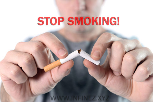 Stop Smoking to Improve Your Personal Life - Infinez