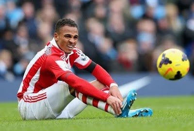Injury: Osaze Odemwingie confesses African players believe more in 'Voodoo'