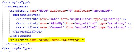 tech.sunnyw .Net: Xml Deserialization with Namespace