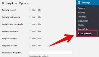 Berikut cara menginstall Plugins Lazy Load Pada Wordpress