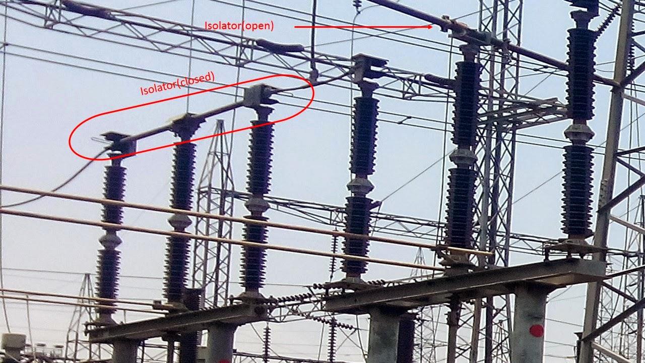 Hyderabad Institute Of Electrical Engineers  Isolator