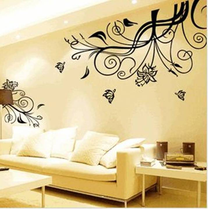 30 Wallpaper Design sticker Ideas