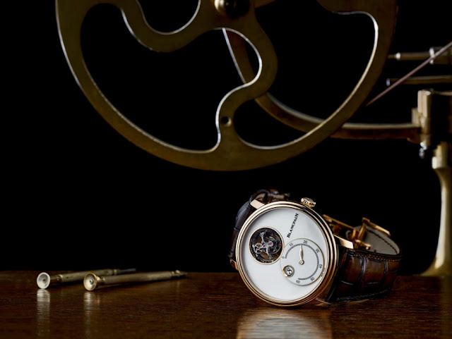Blancpain Villeret Tourbillon Volant Heure Sautante Minute Retrograde
