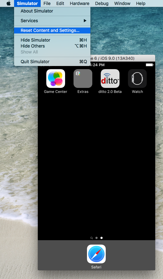 How to install and use appium for a basic ios app login script using