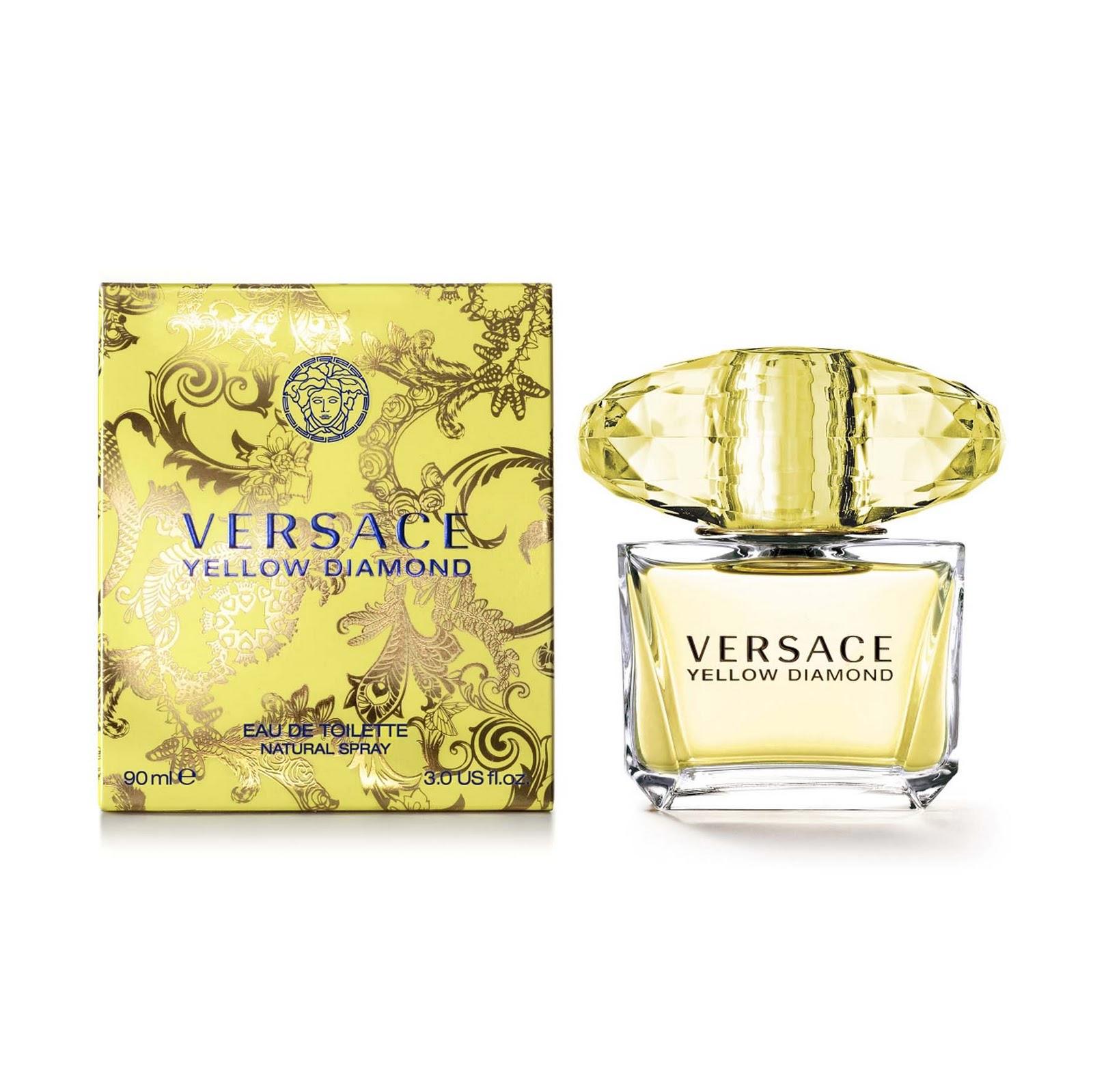 Versace Yellow Diamond For Man