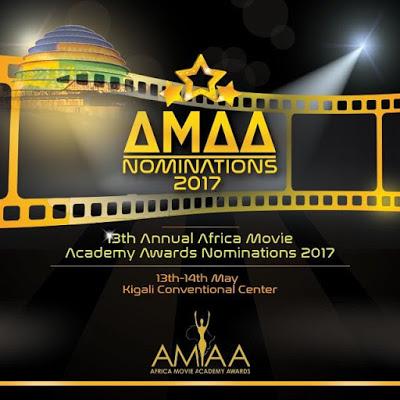 #AMAA2017 : AMAA 2017 Nominations Will Hold In Kigali, Rwanda