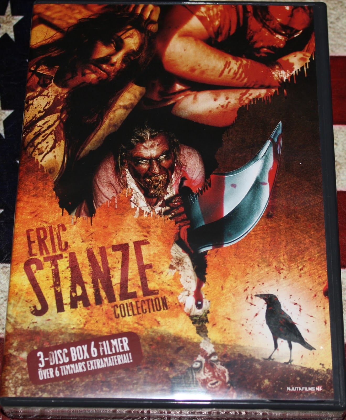 Box Eld Bands: Horror Collector: Eric Stanze Collection