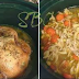 Slow Cooker Chicken and Next Day Chicken Noodle Soup