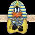 Dibujos divertidos de egipto