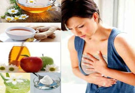 Foodstuffs To Get Rid of Acidity