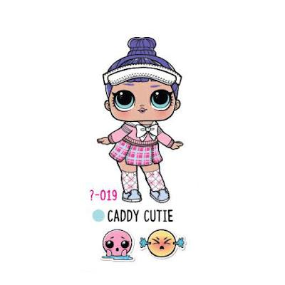 Старшая сестра Лол Сюрприз Caddy Cutie