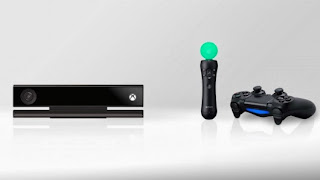 Xbox One and PS 4 Motion control