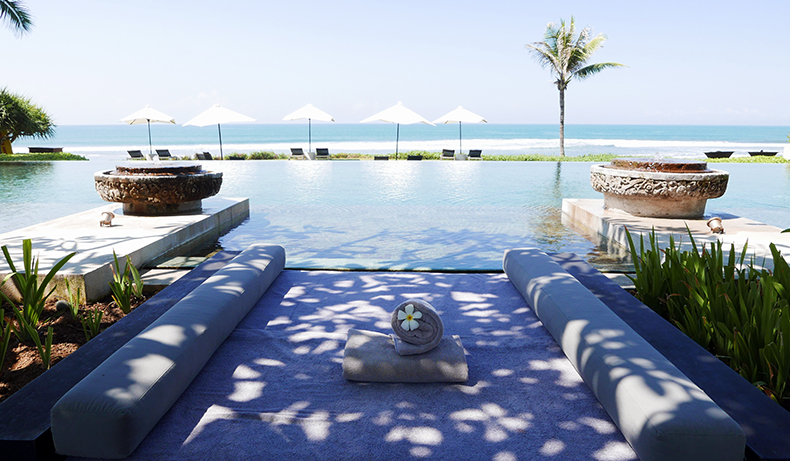Euriental | fashion & luxury travel | Alila Soori, main pool, Bali