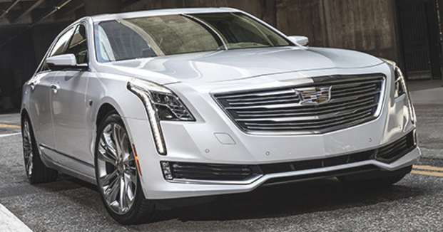 2016 CT6 Autoblog Revie