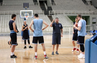 Basket: Αύριο στα Χανιά η Εθνική Νέων