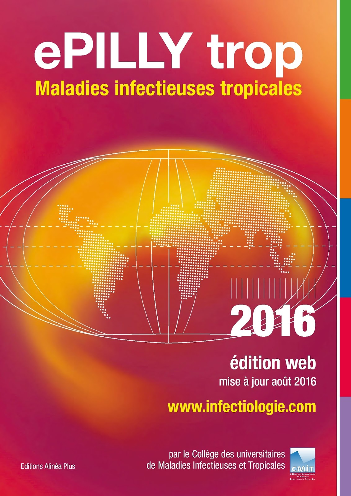 ePILLY trop 2016 Maladies infectieuses tropicales