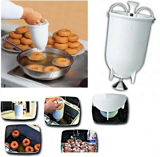 Donut Mould Easy Fast