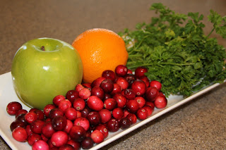 cranberry apple relish