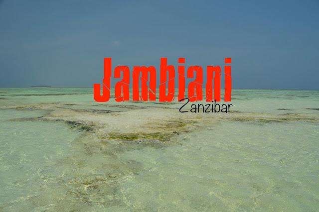 O que visitar em Zanzibar - Jambiani