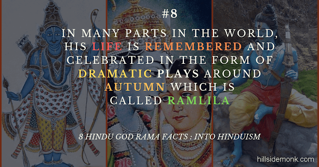 8 Hindu God Rama Facts: Into Hinduism8