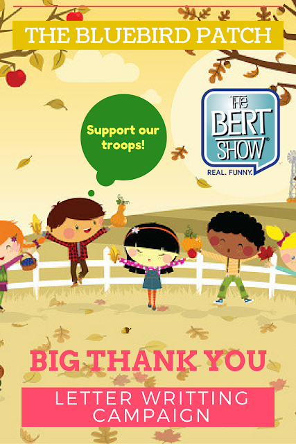 The Bert Show Kicks Off Annual Big Thank You Campaign
