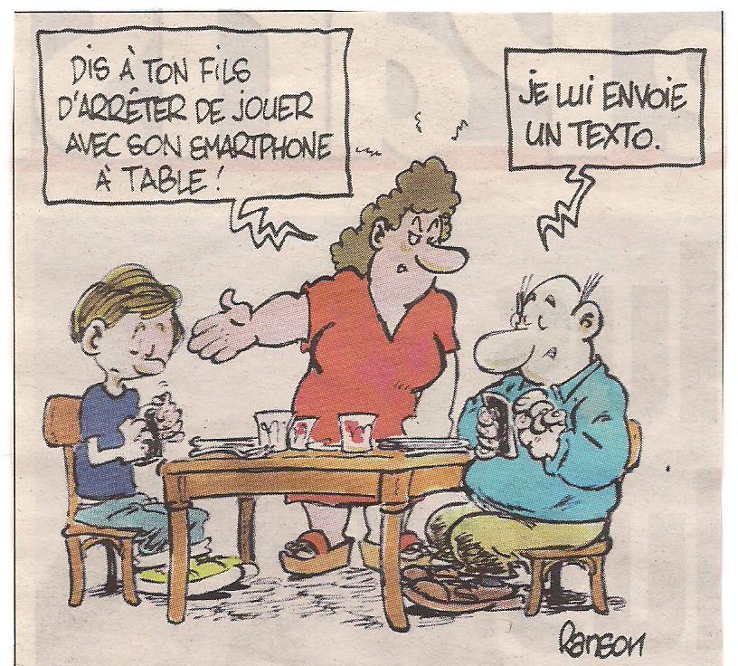 Blog fran ais langue trang re humour for Combien demander pour tondre la pelouse