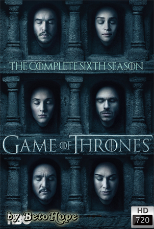Game Of Thrones Temporada 6 [720p] [Latino-Ingles] [MEGA]