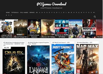5 Situs Download Game PC Terbaik Terbaru Terlengkap 2017