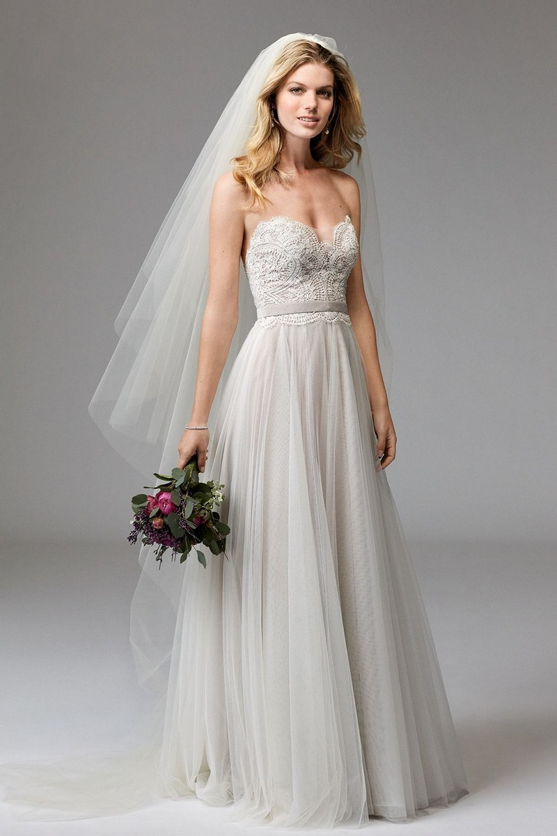 Miss ruby boutique new arrivals bridal gowns for Picture of a wedding dress