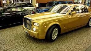 Harga Mobil Rolls Royce Phantom Solid Gold