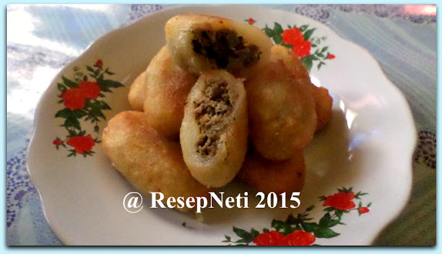 Combro recipe at kusNeti kitchen 2015