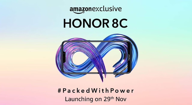 Honor 8C Price, Launched Date and Full Specification