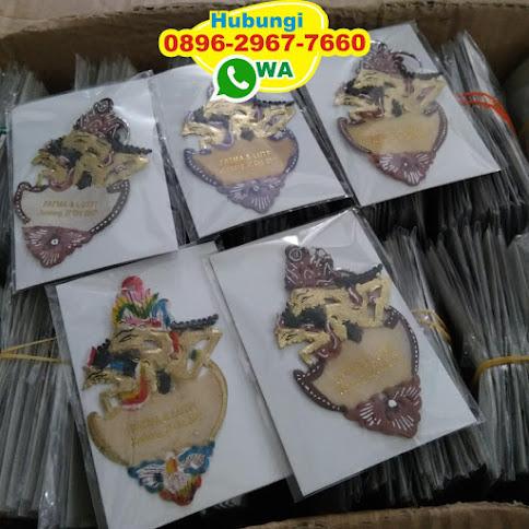 supplier kipas berdesign wayang harga grosir 50943