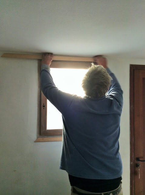 Renovation project - replacing old windows