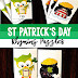 St. Patrick's Day Rhyming Puzzles