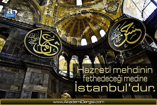 akademi dergisi, Mehmet Fahri Sertkaya, melhame-i kübra, Armagedon, Mehdi, Süleyman Hilmi Tunahan (k.s.), siyonistler, hadis-i şerif, israil, isa aleyhisselam, deccal, ye'cüc me'cüc,