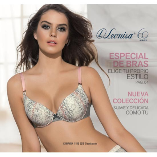 Leonisa 2016 C 11 Catalogo Julio Agosto on avon catalogo online