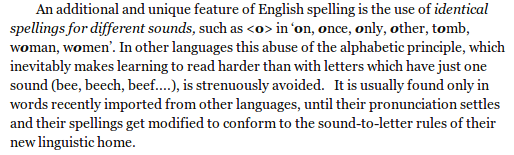 Regularizing the English Spelling System: it's bEd?