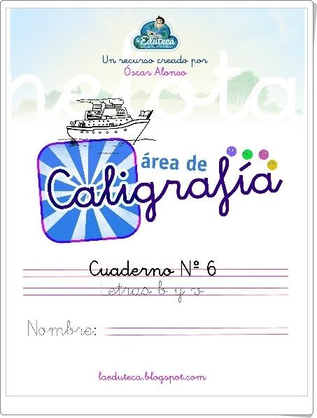 """Cuadernillo de Caligrafía: Letras """"b"""" y """"v"""""""